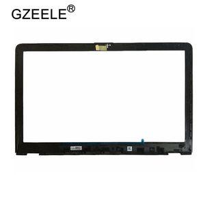 Image 5 - LCD الغطاء الخلفي/LCD الإطار الأمامي/المفصلات/المفصلات كوف ل HP 15 BS 15T BS 15 BW 15Z BW 250 G6 255 G6 أسود LCD الغطاء الخلفي 924899 001
