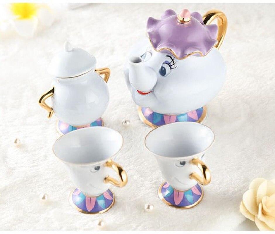 4 STUKS Mokken Koffie Maker Set Keramische Koffie Thee Set mokken Art Nice Home Decor - 3