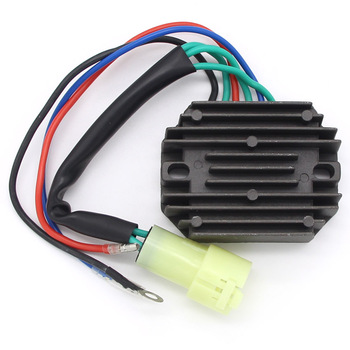 Voltage Regulator Rectifier For Yamaha 67F-81960-10 67F-81960-11 67F-81960-12 67F-81960-00 F100 F90 F80 F75 TLR ETL XR TL TXR XR