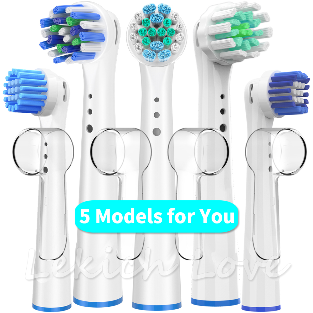 Replacement Toothbrush Heads For Oral B Electric Toothbrush More Choices With Toothbrush Head Covers For Oral B Toothbrush Heads