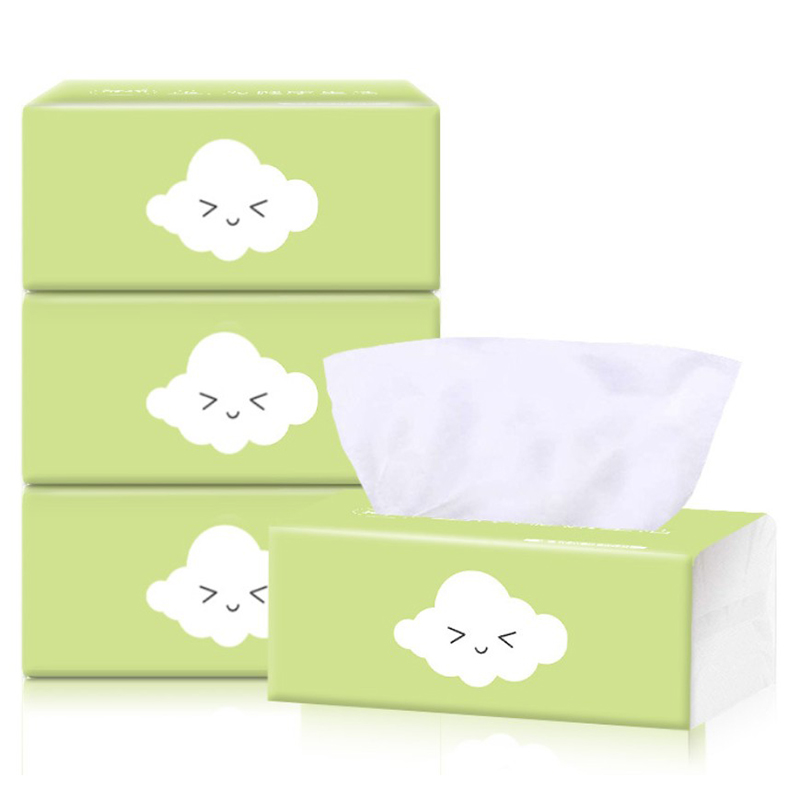 20 Packs Of Three-Layer Toilet Paper Household Bathroom Toilet Paper Toilet Paper Soft Toilet Paper Skin-Friendly Tissue