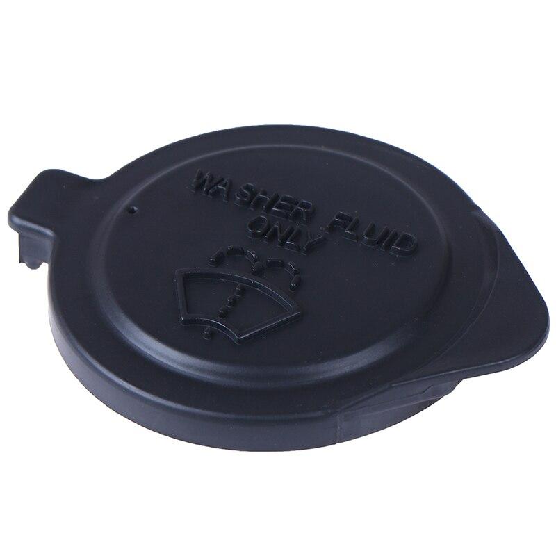 Car Windshield Wiper Washer Fluid Reservoir Tank Bottle Pot Cap Lid Cover For Peugeot / Citroen Pair Blue