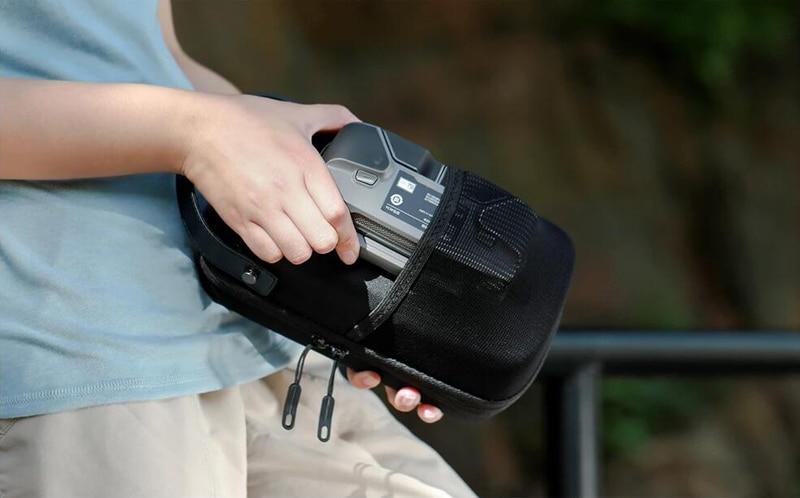 PGYTECH мини чехол для переноски портативная коробка для DJI Mavic 2 Pro Zoom PA жесткий корпус водонепроницаемая сумка для хранения для Mavic 2 камера Дрон