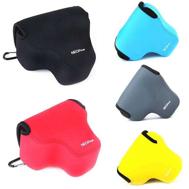 Neoprene Soft Waterproof Inner Camera Case Cover for Panasonic Lumix FZH1 FZ85 FZ82 FZ80 FZ300 FZ330 Camera