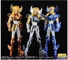Grands jouets grands jouets GT EX Saint Seiya Cygnus Hyoga V3 mythe métal armure tissu figurine