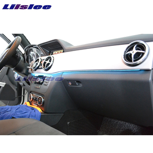 Image 3 - For Mercedes Benz GLK MB X204 2008~2015 Dashboard Interior OEM Original Factory Atmosphere advanced Ambient Light