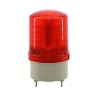 ¡Nuevo! Lámpara LED estroboscópico intermitente DC12V de 4 colores para exteriores, luz de alarma intermitente, baliza de emergencia para el abridor de puerta de obturador (sin sonido)