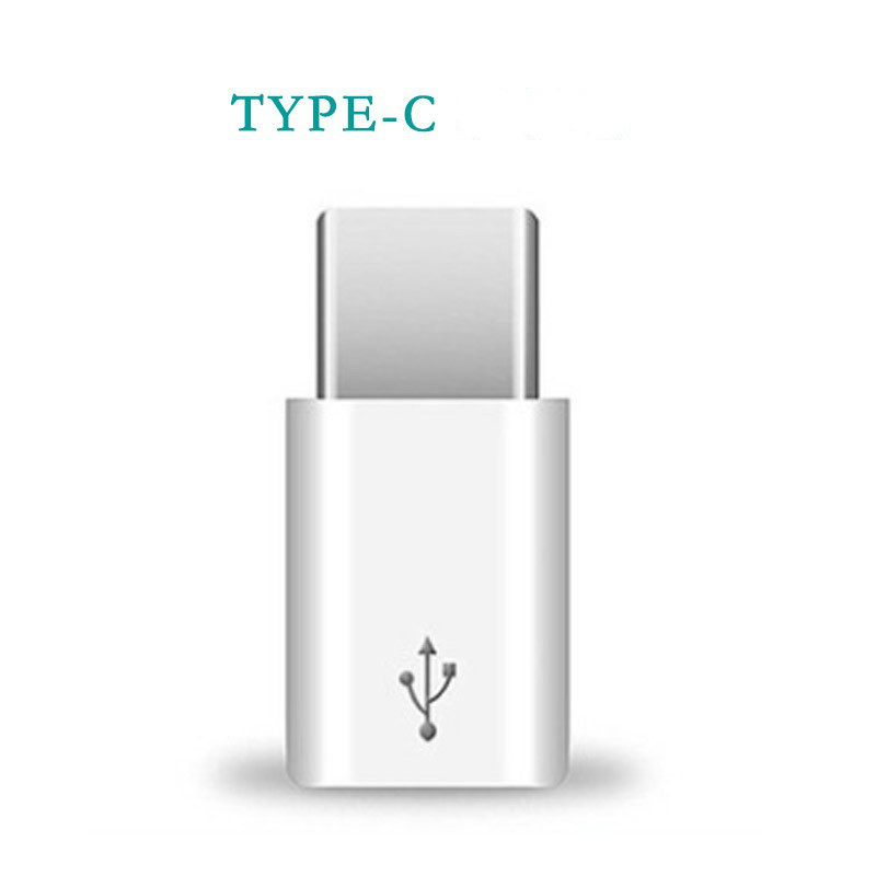 Portable Type-C Adapter For Xiaomi Redmi Note 7 Mi9 Universal Type C Adapter For Samsung S10 Micro USB To USB C Type-C Converter
