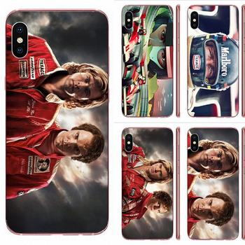 Soft New Style Unique James Hunt Niki Lauda Competing For Xiaomi Mi CC9 CC9E 9T mi10 mi9 mi8 note 9 10 pro lite SE Mi A1 A2 A3 image