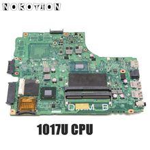 NOKOTION CN-0PTNPF 0PTNPF основная плата для Dell Inspiron 3421 5421 Материнская плата ноутбука 1017U процессор DDR3