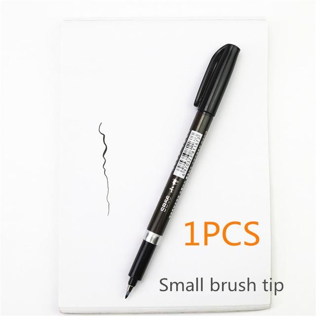 small brush tip