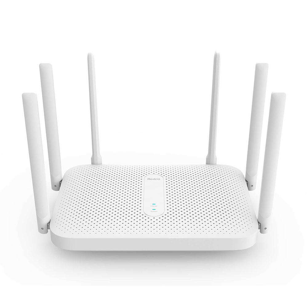 Xiaomi Router AC2100 2033Mbps 2.4G 5G Dual Band 128MB OpenWRT WiFi Router with 6 High Gain Antennas 1