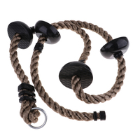 Outdoor Fitness Training Ropes, Playground Climbing Rope, Swing Sling Ropes Great Gift for Kids