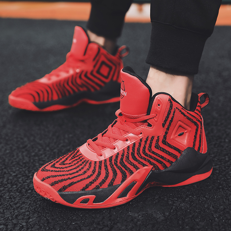 Mens Sneakers Basketball Shoes Sneakers <font><b>Air</b></font> Mesh Original 11 <font><b>Retro</b></font> 13 Kyrie 5 Curry <font><b>4</b></font> Sport Shoes For Boys Children Shoes image