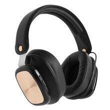 Черные игровые Bluetooth наушники стерео беспроводные наушники Беспроводная bluetooth-гарнитура активные шумоподавления наушники Wth Mic