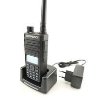 מכשיר הקשר 2pcs Baofeng DM-1801 DMR רדיו Dual Band מכשיר הקשר רובד I II Dual זמן חריץ UHF דיגיטלי Poste רדיו Voiturericetras (5)