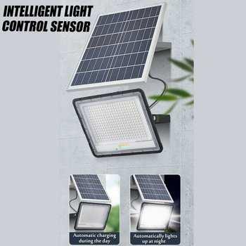Outdoor floodlight 150/250/450/550W Solar Flood Lights Motion Sensor led light Waterproof Wall Lamp solar lamp Garden Lighting