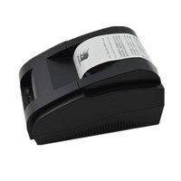 Оптовая продажа  новый принтер 58 мм  высококачественный pos термопринтер  розничная продажа  чековый принтер  быстрая печать