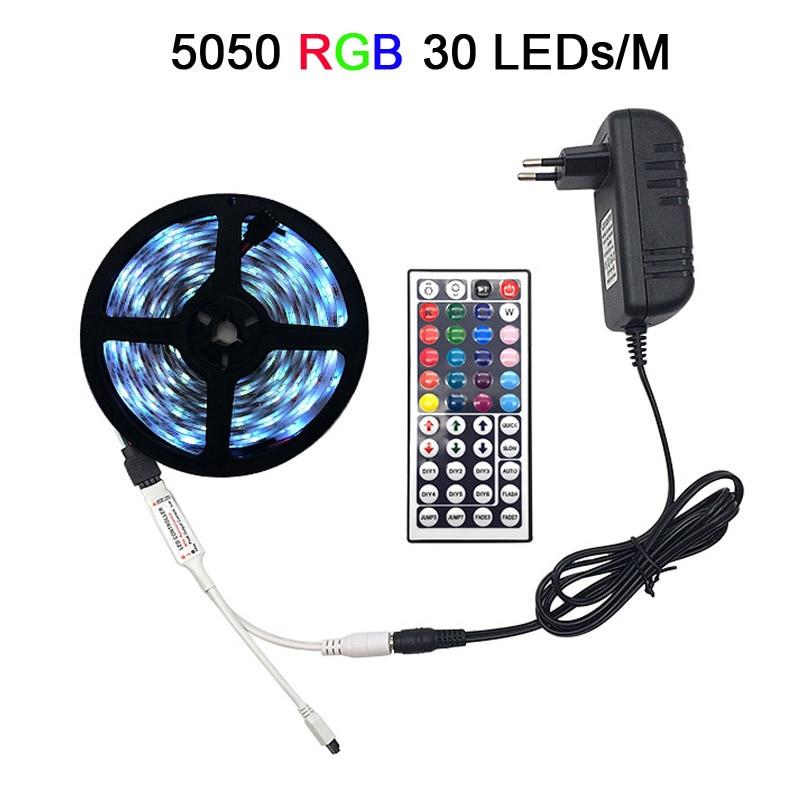 RGB 5050 30LEDs 1M