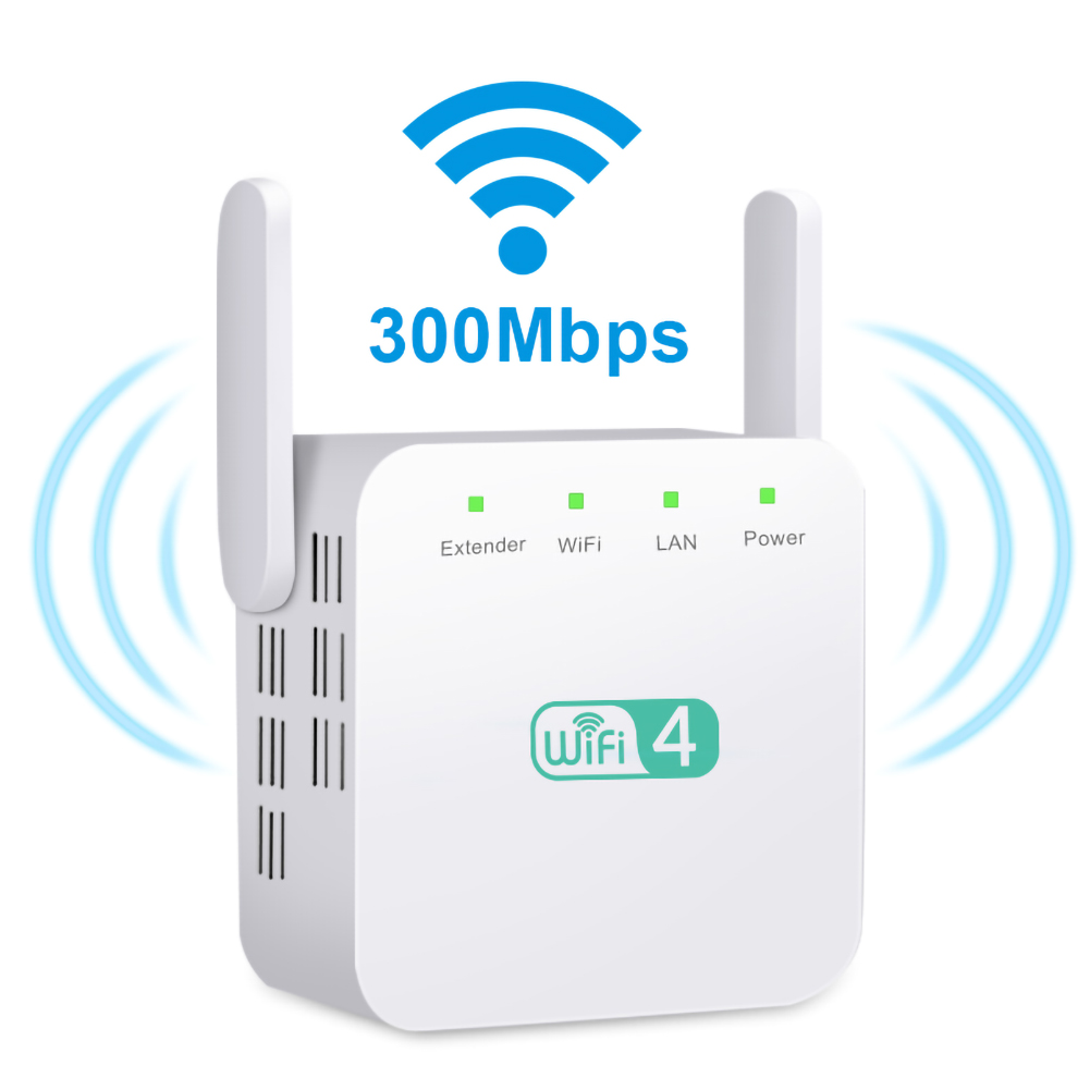 300Mbps Wireless WiFi Repeater Wifi Extender  Long Range Extender Wifi Signal Amplifier Wi-fi Repeater Access Point