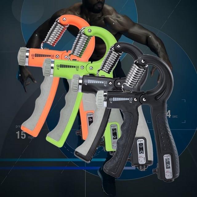 R-Shape Adjustable Hand Grip 2