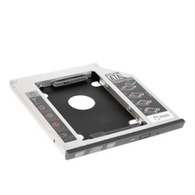 With original Bezel Dell 2nd Hard Drive HDD SSD Caddy for Latitude E4300 E4310