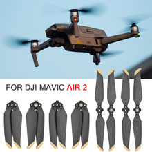 Propeller Replacement-Accessories Parts Quick-Release-Blade Low-Noise Dji Mavic Air-2-Drone