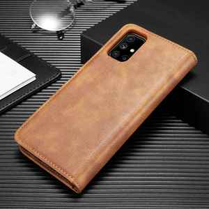 Image 3 - 2 in 1 Case For Samsung Galaxy M51 Case S21 Plus Ultra Cover Flip Leather Coque For Samaung M31 M31S Cases Fundas Wallet Pocket