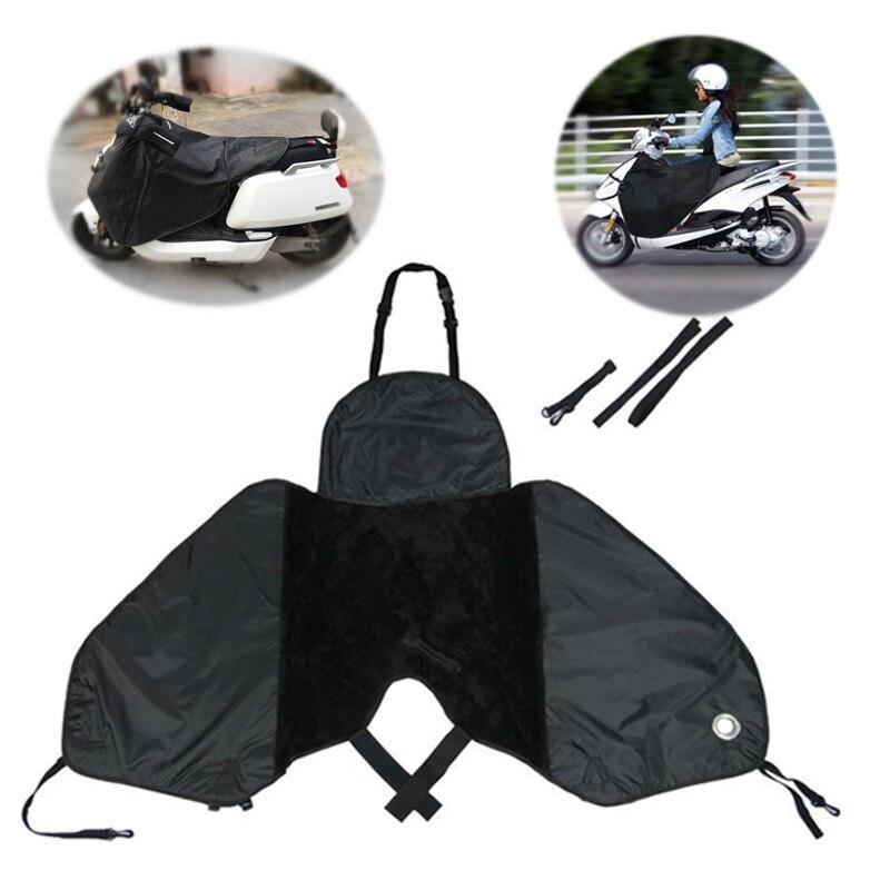 Universal Motorcycle Leg Cover Knee Blanket Motorcycle Waterproof Scooter Warmer For BMW YAMAHA Rain Wind Protection Windproof