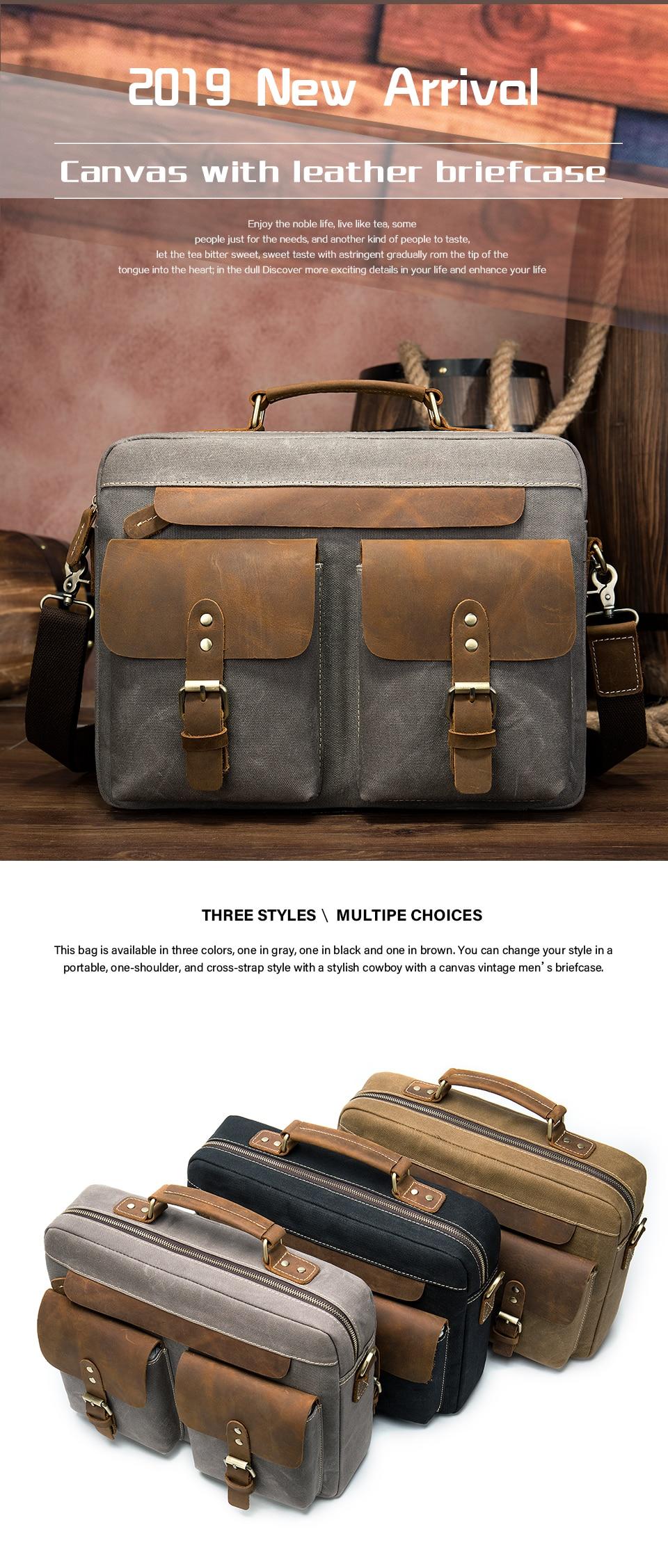 Hc72b52ea2dcd40ae880bdeb9d639ad60e WESTAL Men Briefcases Men's Bag Genuine Leather Business Office Bags for Men Laptop Bag Leather Briefcases Male Lawyer Bags