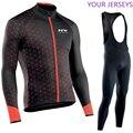Northwave 2020, костюм Джерси с длинными рукавами, NW Team, мужской костюм, дышащий, для спорта на открытом воздухе, для велосипеда, горного велосипеда,...