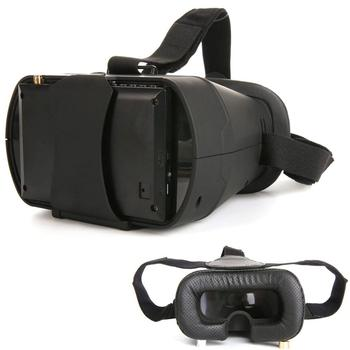 4.3 Inch 5.8GHz Fpv Video Glasses Figure Transmission Machine Camera Receiving Screen Drone Accessories Lcd Video Glasses