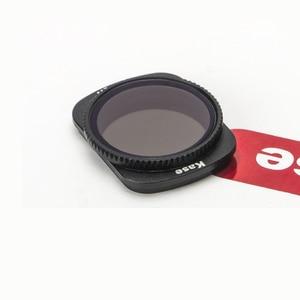 Image 2 - Kase Variable MC ND VND Neutral Density Filter ND2 400 Magnetic Design Optical Glass for DJI OSMO Pocket Handheld Camera