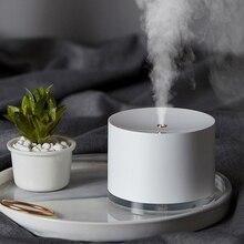 Umidificatore portatile Usb ricaricabile umidificatori elettrici Wireless diffusore nebbia fredda creatore lampada da notte purificazione per la casa