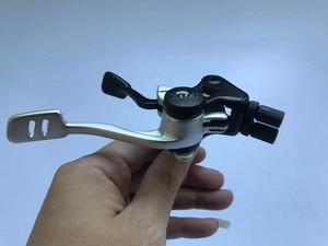 Image 3 - CTD リモコンフロントフォークオリジナルラインコントローラマウンテンバイクのフロントフォークワイヤー制御レンチ三段ロック調整
