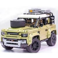 New 42110 2830Pcs Creator Ideas Technic Series SUV Defender Car Building Blocks Bricks Kids Toys Christmas gift