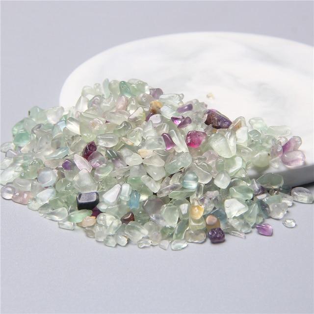 3-5MM Natural crystal quartz stone chips undrilled Mini healing raw minerals chips Labradorite lapis lazuli agates jaspers chip 3