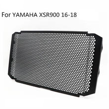 Aluminum Motorcycle Radiator Guard Grille Protection Water Tank For YAMAHA XSR900 16-18 MT-09 17-19 Grill Cover