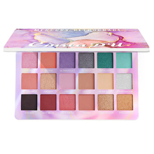 Pallete Makeup Eye-Shadow Earth-Color Cosmetic Pearl Matte Shimmer Glitter Long-Lasting