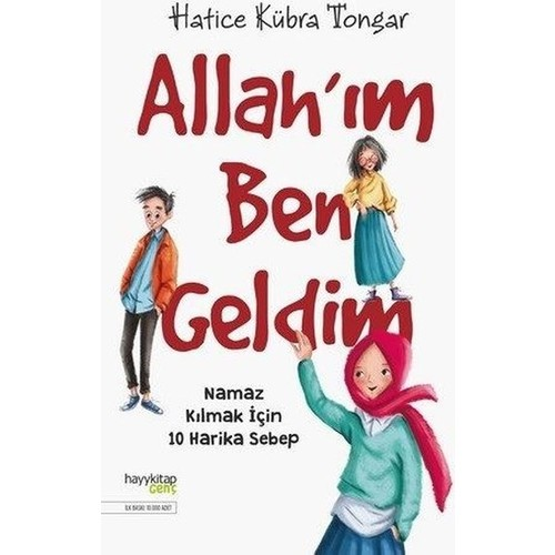 Allah'ım I Came-Hatice Kübra Tongar, So the Power to Pray Arasında Time Doesnt!