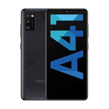 Перейти на Алиэкспресс и купить Samsung Galaxy A41 4 ГБ/64 Гб черный (Призма давить черный) Dual SIM A415