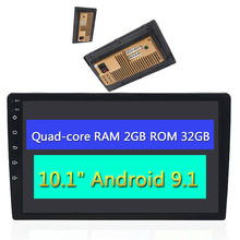 Radio Android Mirror-Link Car-Navigation-10.1 Wifi 32GB 3G 2DIN 4G 2GB-ROM