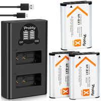 Dla sony NP BX1 NP-BX1 bateria + ładowarka do sony DSC-RX100 X3000 IV HX300 WX300 HDR-AS15 X3000R MV1 AS30V HDR-AS300
