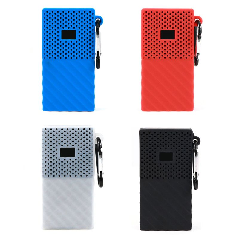 Non-Slip Soft Silicone Hard Drive Protective Case Cover Skin for WD HDD Disk Hard Drive Protector Accessories