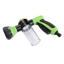 Foam-Nozzle-Soap Garden-Water-Hose Watering Shower-Plants Car-Washing-Pets for Dispenser-Gun