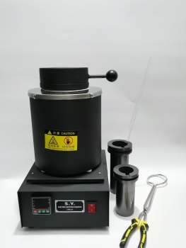 Jewelry Tools 1kg 2kg Gold Melting furnacer silver melting machine Mini Electric Melter with  gloves Quartz rod 220v 2kg gold copper silver aluminum iron steel mini goldsmith melting furnace mini gold melting furnace gold melting stove joy