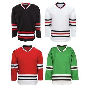 Hockey jersey, custom logo, goalie tender size please choose 6XL