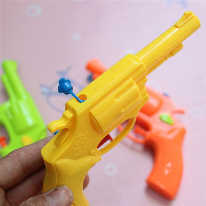 Water Blaster Shooter Toy Summer Swimming Pool Game Beach Sand Water Shooting Toy For Children (Random Color)
