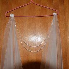 Wedding cape - Bridal cape veil - Shoulder veil - Bridal cape - Bridal back necklace - Back jewelry - Cape veil wedding