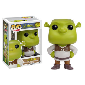 Funko Pop Shrek 278# 10cm PVC Action Toy Figures Brinquedos Collection Original Box Model for Children Gift Hot Toys 60% despicable me 2 minions pop grass skirts action figures minion 3d eye toys pvc doll brinquedos kids birthday christmas gift